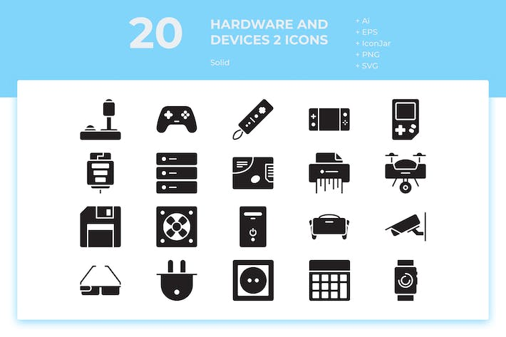 Thumbnail for 20 Hardware and Device 2 (Solid)