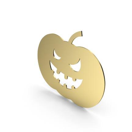 Pumpkin Figure Gold