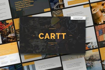 CARTT - Property & Developer Powerpoint