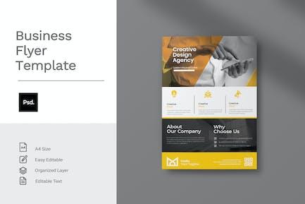 Business - Flyer Template Vol.62