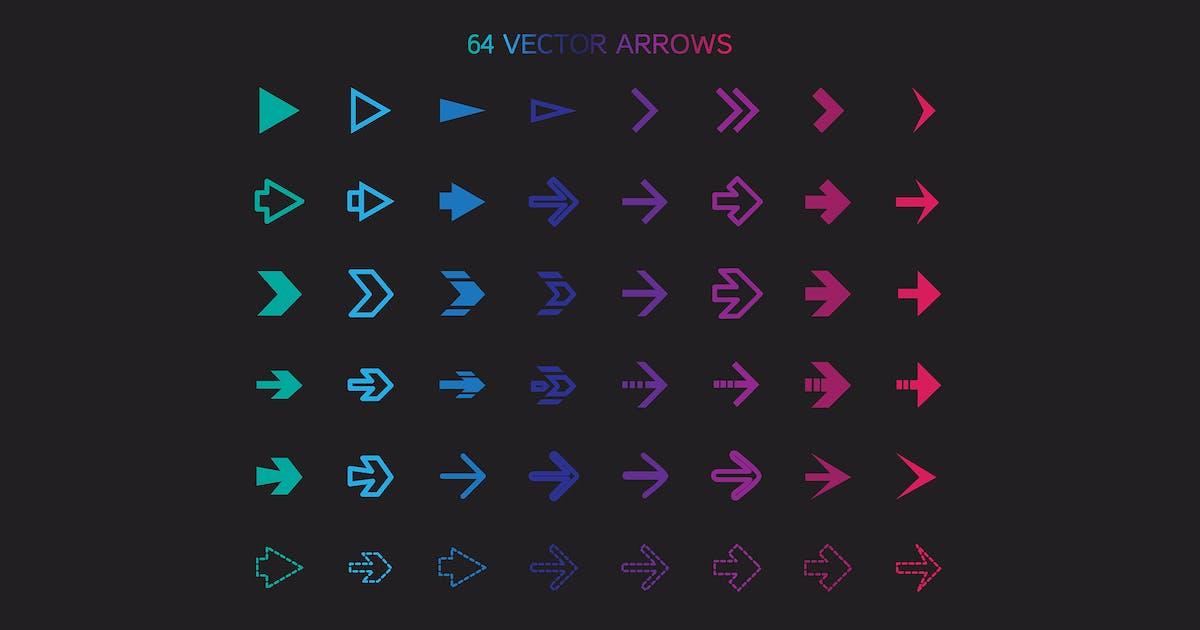Download 64 Arrows Set by barsrsind