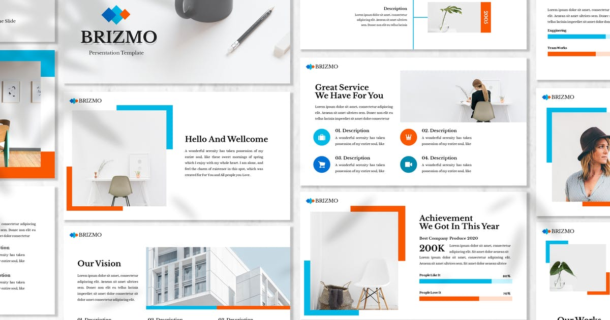 Download Brizmo - Business Powerpoint Template by designesto