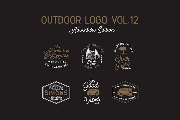 Thumbnail for Outdoor Logo Vol.12