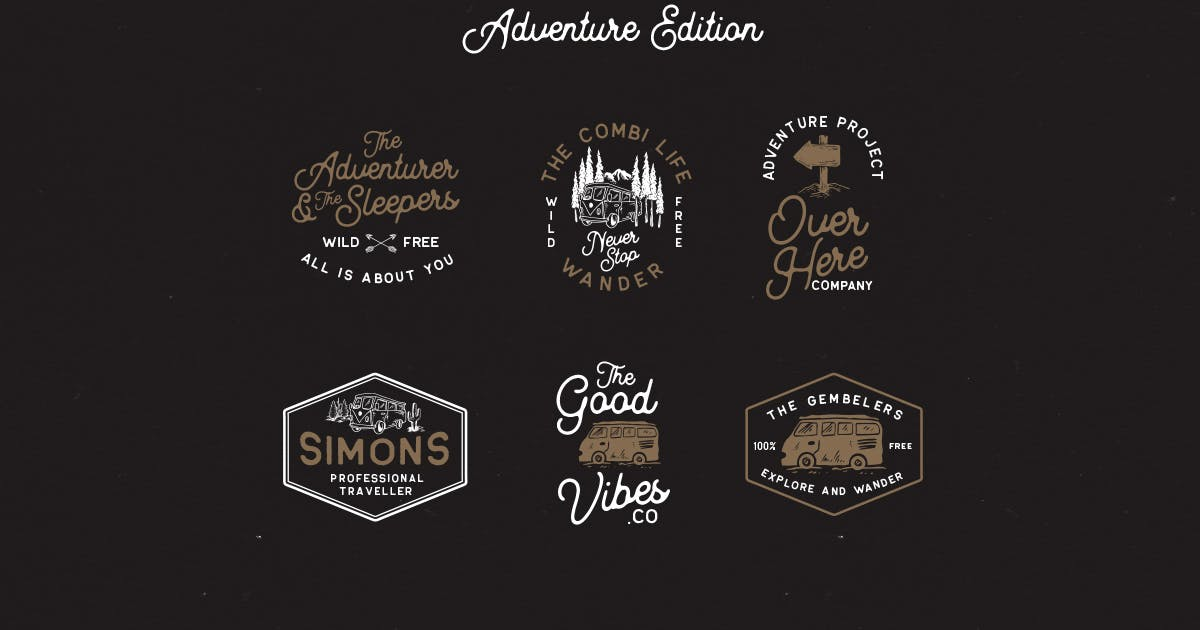 Download Outdoor Logo Vol.12 by letterhend