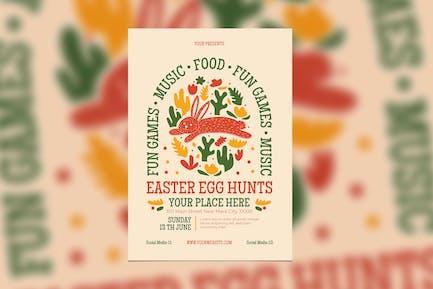 Folk Easter Egg Hunts