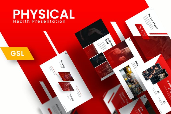 Thumbnail for Physical - Google Slides Template