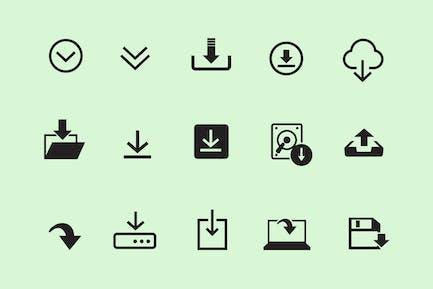 15 Icons herunterladen