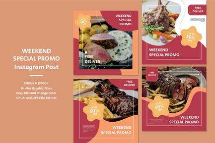 Weekend Special Promo