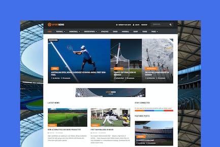 MinberiMag - Newspaper & Editorial HTML5 Magazine