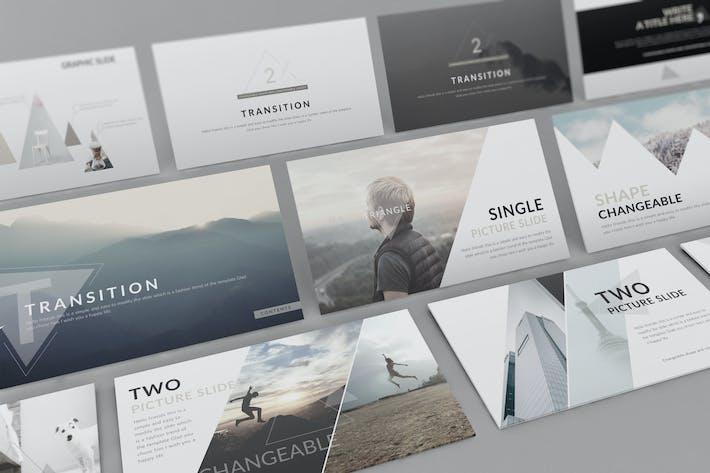 Thumbnail for Perspective presentation Web Mockup 05