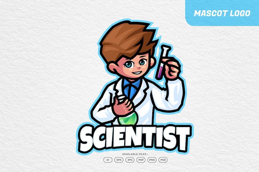 Scientist Logo