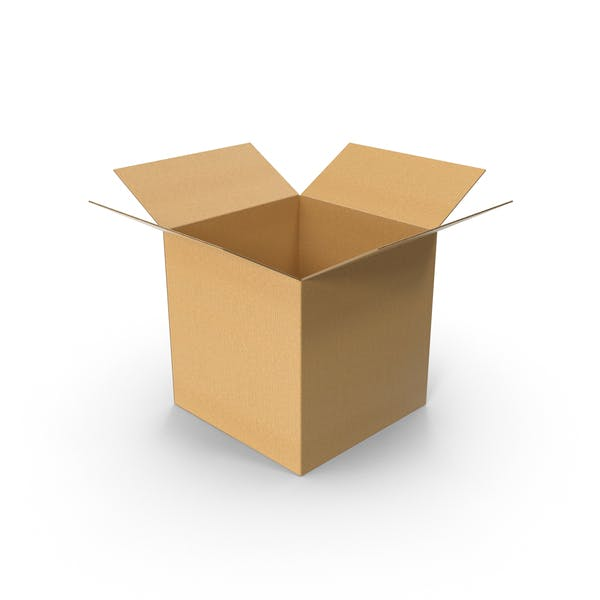 Cover Image for Cardboard Box