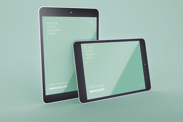 Thumbnail for Tablets Mockup
