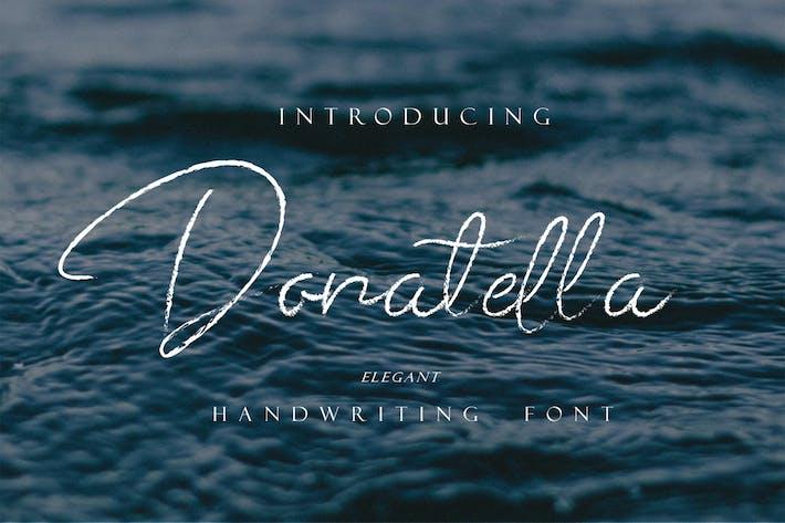 Thumbnail for Donatella - Firma manuscrita