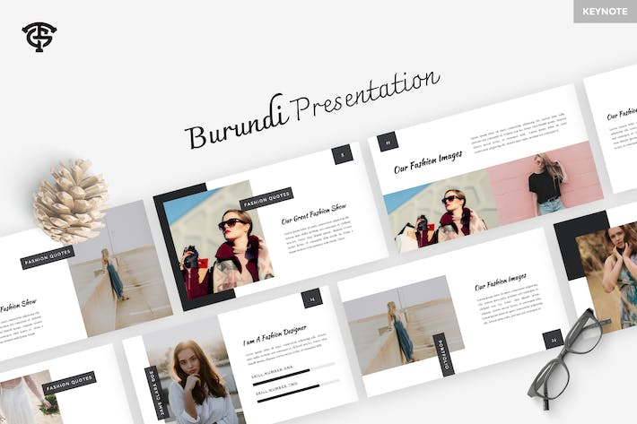 Thumbnail for Burundi Fashion - Keynote