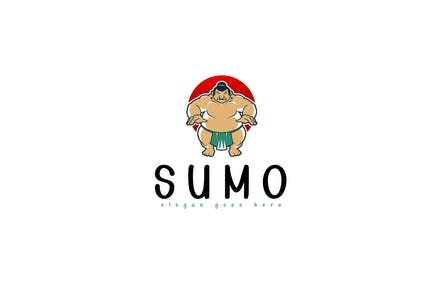 Sumo Logo Template