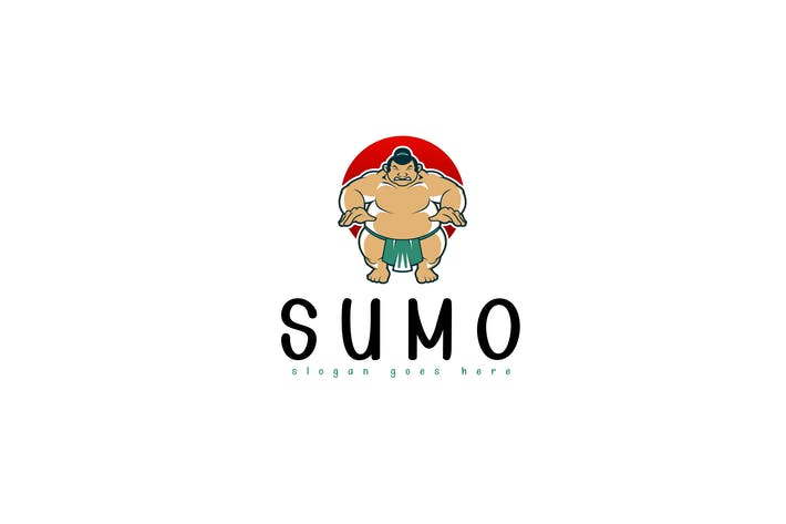 Thumbnail for Sumo Logo Template