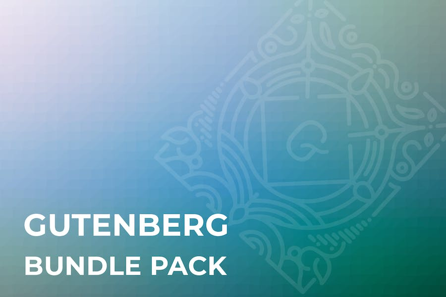 Gutenberg Bundle Pack