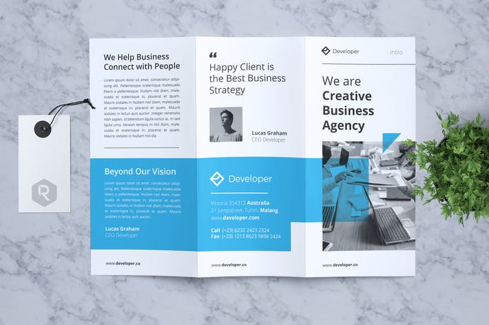 Thumbnail for Corporate Business Flyer Vol. 17