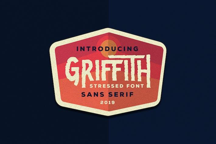 Thumbnail for Griffith - Fuente estresada