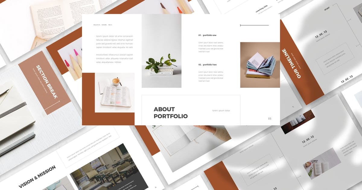 Download Lectio - Business Keynote Template by 83des