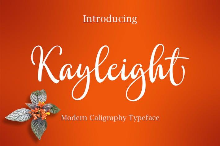 Thumbnail for KAYLEIGHT Script