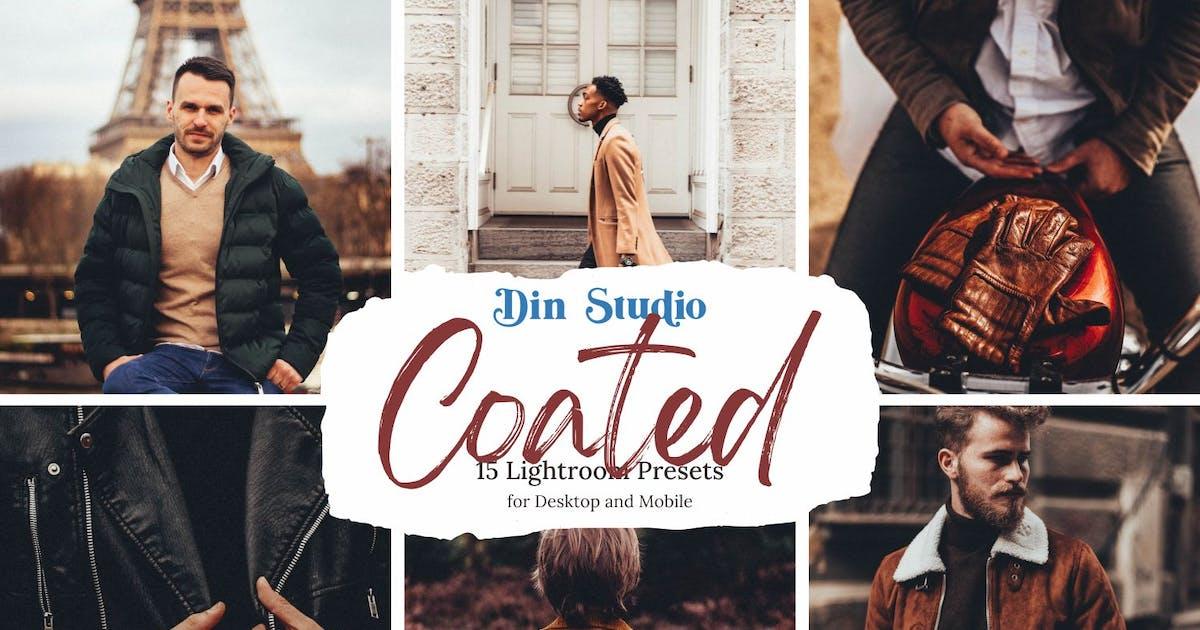 Download Coated Lightroom Presets by Din-Studio