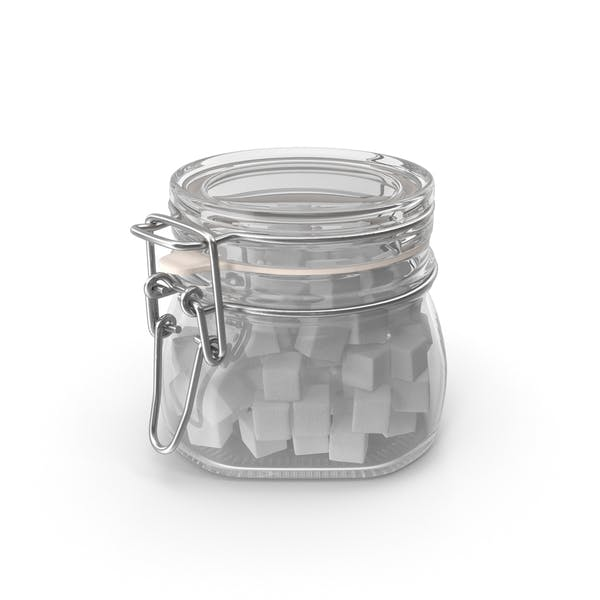 Сахарная канистра