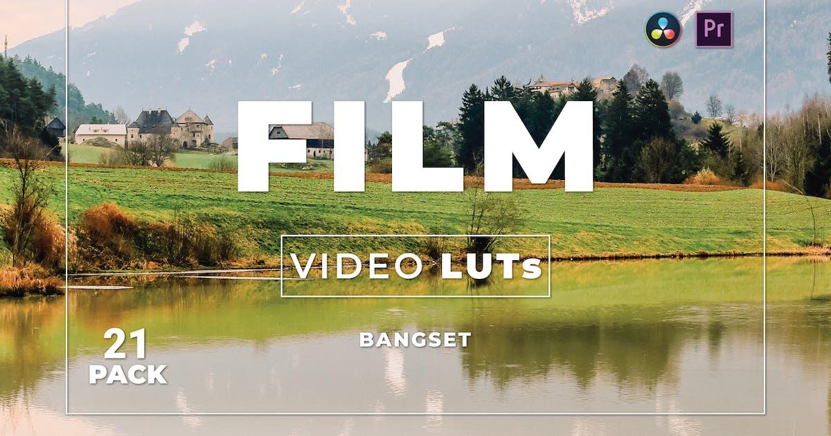 Download Bangset Film Pack 21 Video LUTs by Bangset