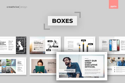 Boxes PowerPoint