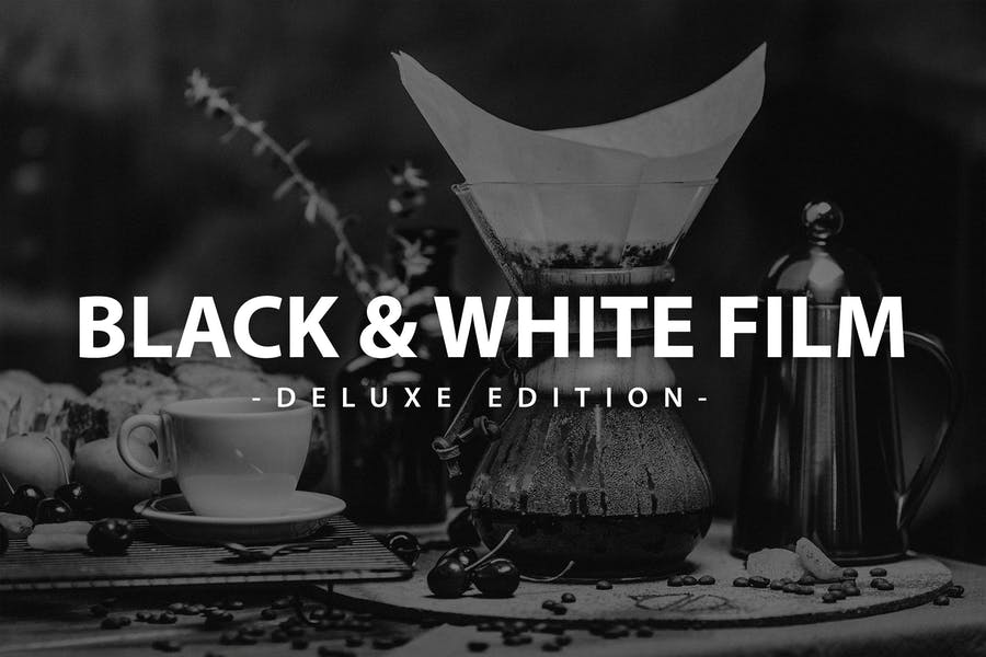 Black & White Film | Deluxe Edition Mobile & Pc