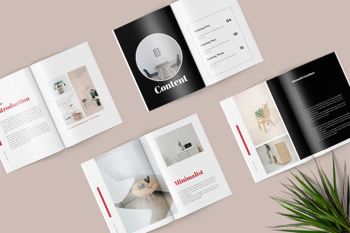 Cover Image For Alathea - Furniture Magazine Template