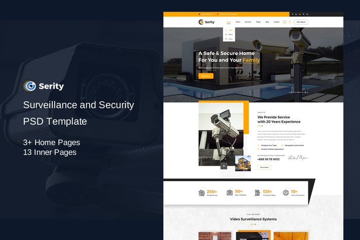 Thumbnail for Serity - Surveillance and Security Camera