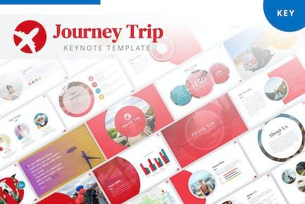 Journey Trip Keynote Template