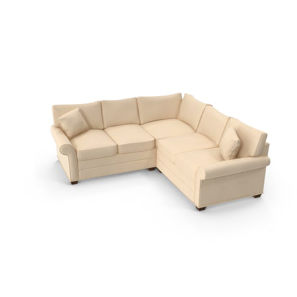Traditonal Sectional Sofa