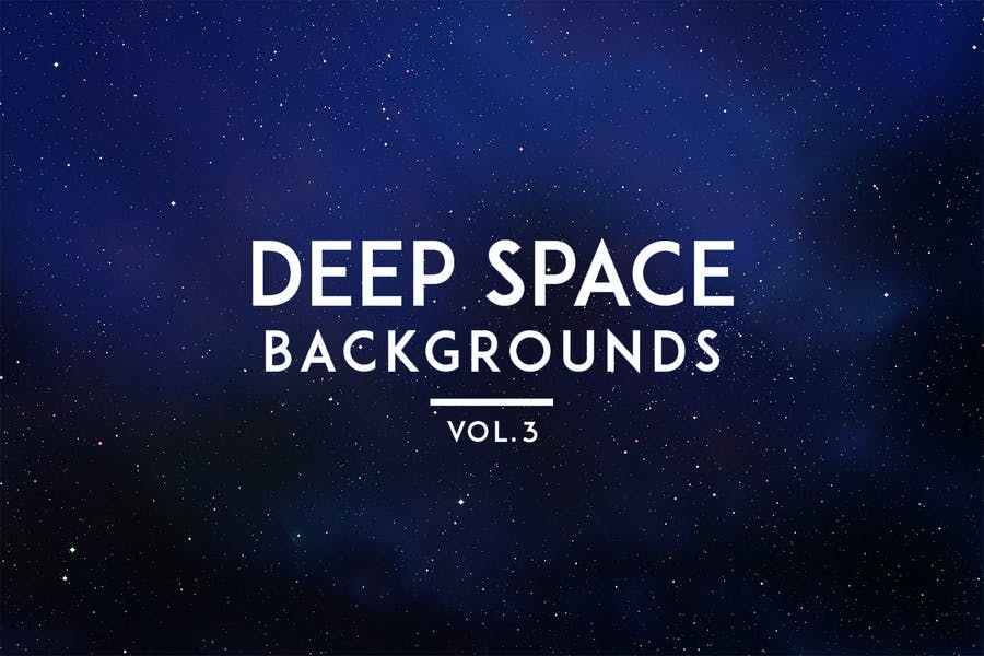 Deep Space Hintergründe Vol. 3