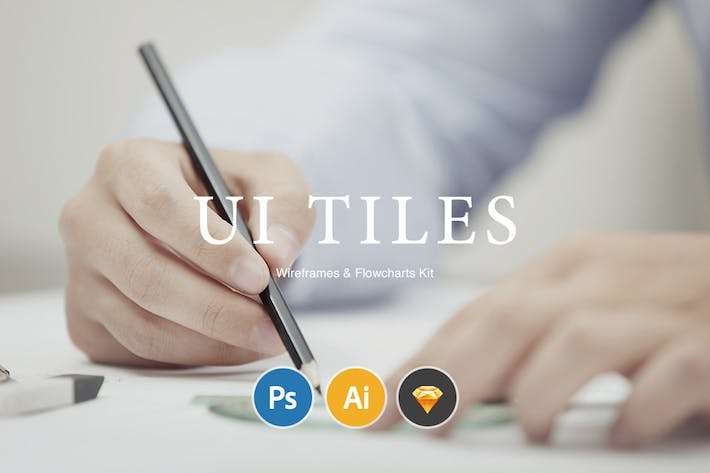 Cover Image For UI Tiles