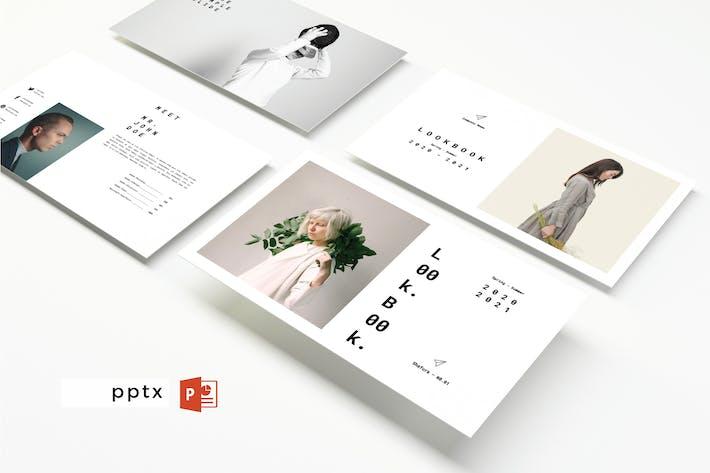 Thumbnail for LOOKBOOK - Multipurpose Powerpoint Template V69