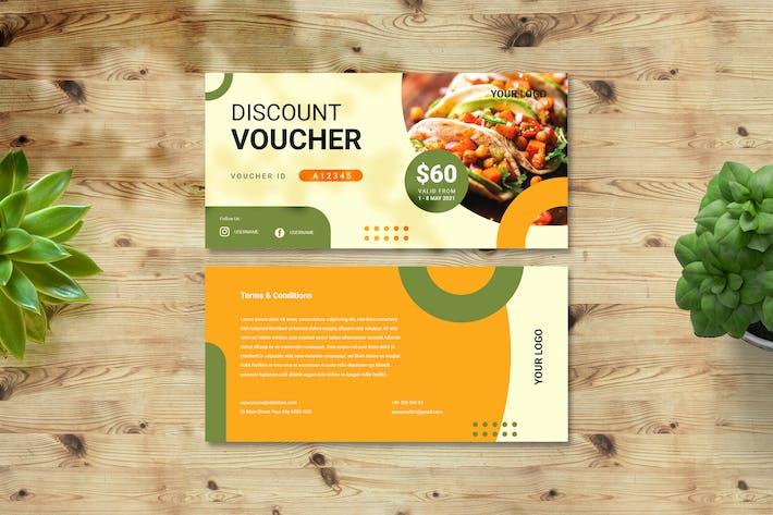 Thumbnail for Resto - Discount Voucher