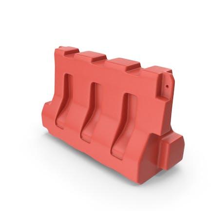 Kunststoff-Barriere