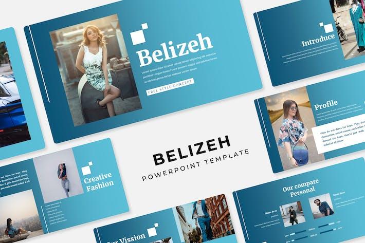 Belizeh - PowerPoint Template
