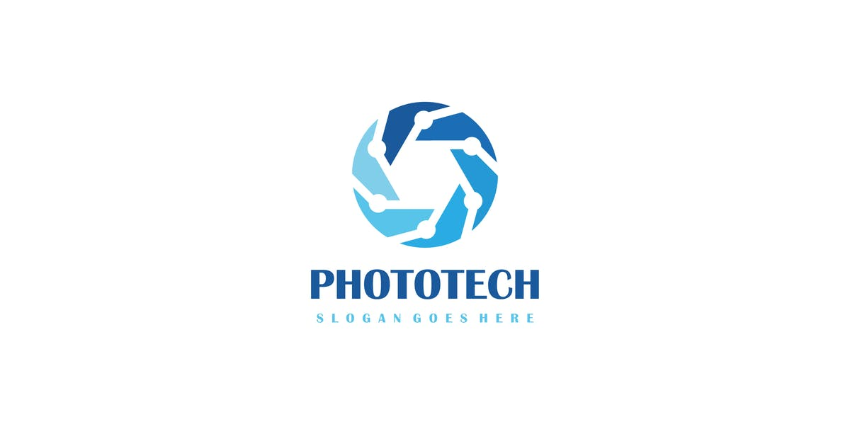 Download Photo Tech Logo by 3ab2ou