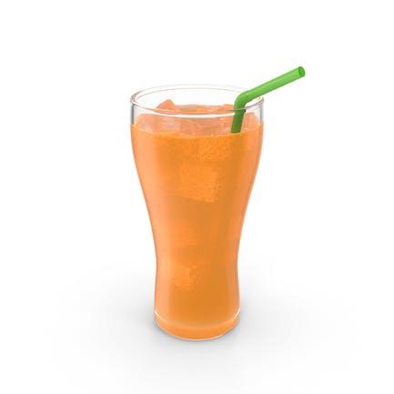 Оранжевая сода