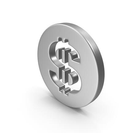 Dollar Steel or Silver