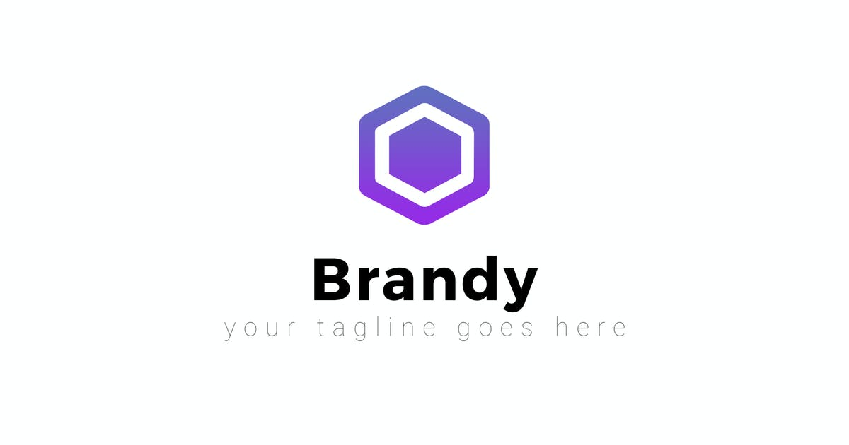 Download Brandy - Abstract Logo Template by ThemeWisdom
