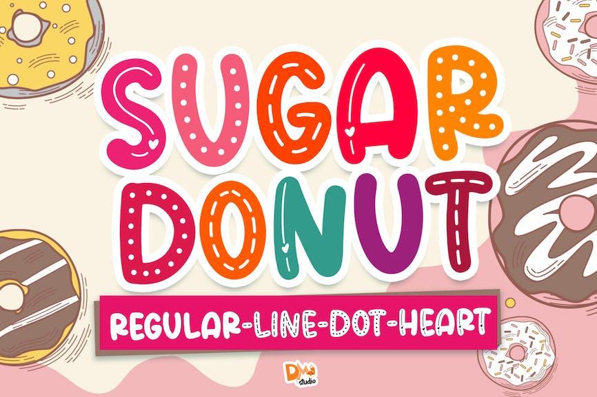 Sugar-Donut