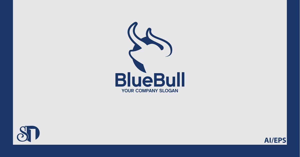 Download BlueBull by shazidesigns