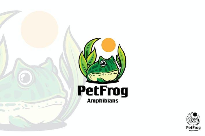 Thumbnail for Horned Frog Logo Mascot
