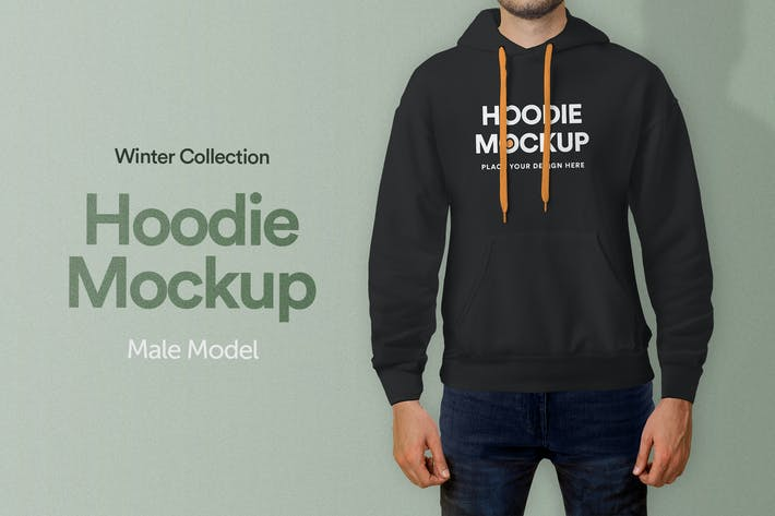 Thumbnail for Hoodie Mockup Vol 01