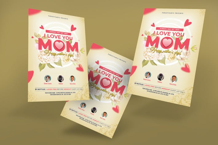 Cover Image For Mothers Day Poster